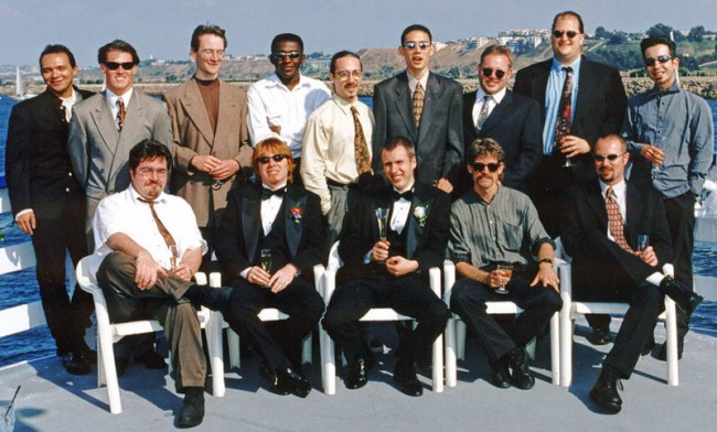 Neversoft circa 1998