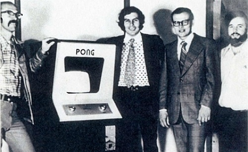 Nolan Bushnell and co.
