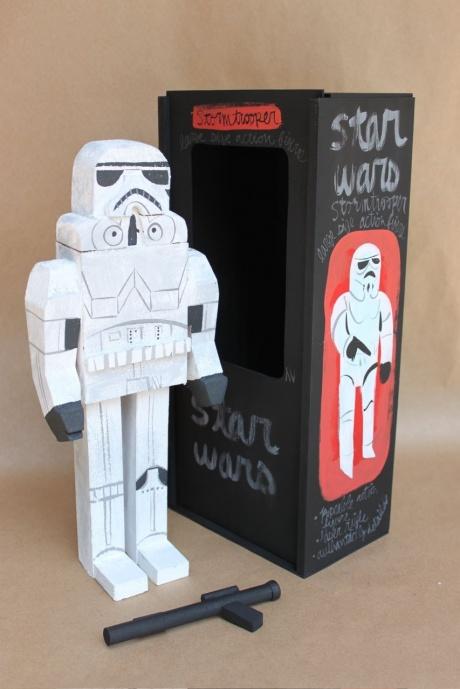 A Stormtrooper